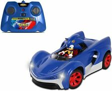 NKOK Team Sonic Racing Remote Controlled Car with Turbo Boost - 2.4Ghz