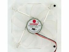 Coolmax 135mmx25mm Power Supply Replacement Fan, Blue LED, 2Pin (13525HH12B )