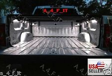 LED WHITE Truck Bed Lighting Kit with ON OFF Switch JEEP CHEVY GMC TOYOTA