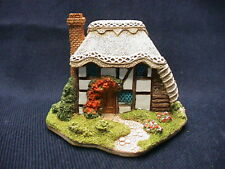 Lilliput Lane Strawberry Cottage 1990with box and deed