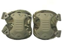 NEW - Latest VIRTUS Army Issue MTP Knee Pad Set with Carry Bag