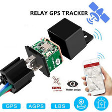 GPS Car Tracker Real Time Locator Remote Control Anti-theft Hidden 9-36V A