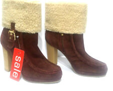 Rockport-courtlyn fourrure faible Boot-taille 7 - 20 000 + F / Back! bb175