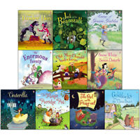 Jack and the Beanstalk Collection 10 Books Set Usborne Picture Books NEW PACK