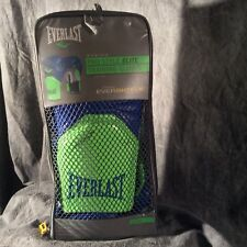 EVERLAST Pro StyleTraining Gloves 12 oz Boxing Level 1 Blue Green Sparring
