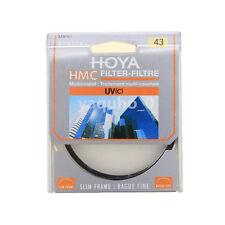 HOYA 43mm Slim MC Multi-Coated Filter Lenses for Canon Nikon Sony HMC UV(C) Lens