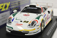 Fly A53 Porsche Gt1 Evo Stp Daytona 1998 New 1/32 Slot Car In Display Case