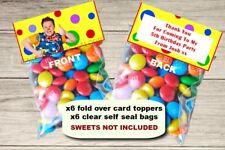 MR TUMBLE LOLLIPOP LOLLIPOPS X6 IDEAL FOR PARTY BAG FILLERS