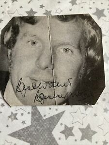 Bobby Moore West Ham And England Genuine Signed Picture