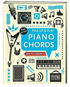 Pick up and Play : Piano Chords by Jake Jackson (Paperback, Spiral, New Edition)