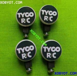 Tyco Turbo Hopper Heads UP! WHITE Lights Lamps Pods Heads-Up KC Hella