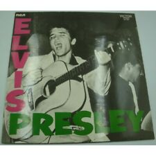 ELVIS PRESLEY blue suede shoes/tutti frutti LP RCA fr - i got a woman VG++