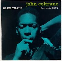 JOHN COLTRANE: Blue Train US Blue Note 1577 63rd NO R Jazz LP Superb!