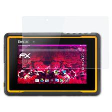 atFoliX Pellicola Vetro per Getac ZX70 9H Armatura di protezione