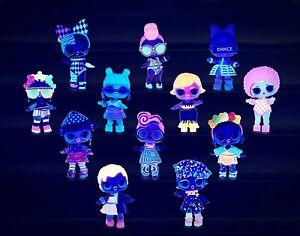 LOL Surprise! LIGHTS GLITTER Doll Figure - 1 supplied - L.O.L.