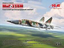 MiG-25 RB Soviet Strike Aircraft  1/48 48905  ICM