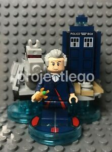 Lego Dimensions 71204 - Doctor Who Level Pack - Used