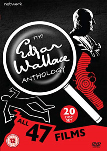 THE EDGAR WALLACE ANTHOLOGY DVD NEW