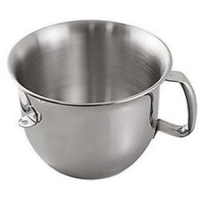 KitchenAid Mixing Bowls for sale | eBay on kitchenaid utensils, kitchenaid mixing bowls, kitchenaid ceramic bowls, kitchenaid measuring cups, kitchenaid mixer bowls, kitchenaid 5 qt bowl replacement, kitchenaid cutting boards, kitchenaid glass bowls, kitchenaid plastic bowls, kitchenaid kettle,
