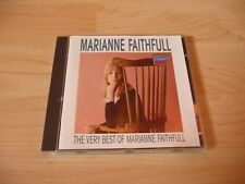 CD Marianne Faithfull - The Very Best of Marianne Faithfull