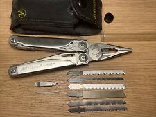 Leatherman Surge W/ Leather Case Multi-tool Excellent
