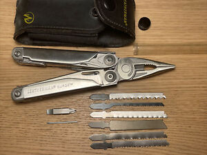 Leatherman Surge W/ Leather Case Multi-tool Excellent