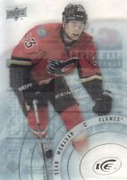 2014-15 Upper Deck Ice Hockey #8 Sean Monahan Calgary Flames