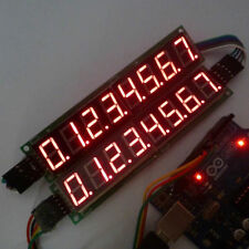 "0.56"" 2x8-Digit Cascade LED Digital Tube 7 Segment for Arduino UNO MEGA2560 NANO"