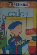 Caillou - Caillou the Creative (DVD, 2007)