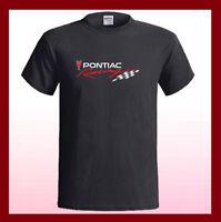 PONTIAC RACING Logo Trans Am Firebird Muscle Car Men's T-Shirt S M L XL 2XL 3XL