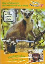 DVD: Madagaskar & Lemuren erleben - einmalig schöne Filmaufnahmen