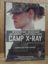 Camp X-Ray (DVD, 2015) Kristen Stewart Payman Maadi Lane Garrison