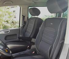 Sitzbezüge Schonbezüge VW T5 T6 Multivan Caravelle Kombi für zwei Einzelsitze