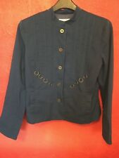 NANCY BOLEN City Girl Accent Casual Dress Jacket Size 10