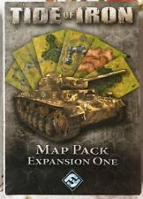 MINT, Tide of Iron Map Pack Expansion One, by Fantasy Flight Games; Sealed