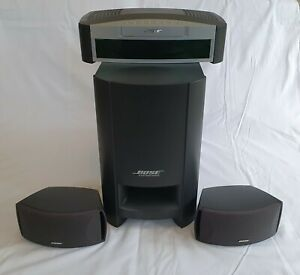 BOSE PS3-2-1 Bass Powered Speaker System