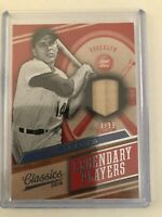 2014 Panini Classics Legendary Players Bats #9 Gil Hodges Dodgers NM-MT 29/99