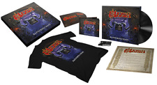 Saxon - Battering Ram (Ltd Box Set -  Vinyl LP + 2 x CD + T-shirt & Inserts) New