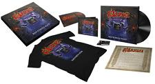 Saxon - Battering Ram (Ltd Box Set -  Vinyl LP + 2 x CD + T-shirt & Inserts) New