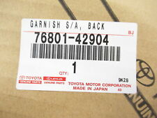 Genuine OEM Toyota 76801-42904 Rear Liftgate Garnish Handle 2019 RAV4