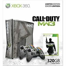 Xbox360 console 320GB (pal) call of duty modern warfare 3 version