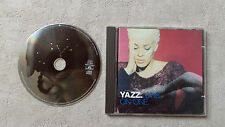 "CD AUDIO MUSIQUE IN / YAZZ ""ONE ON ONE"" 3 TRACKS CD ALBUM 1994 POLYDOR 521 989-2"