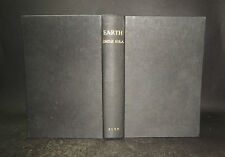 1954 Emile Zola EARTH 1st Thus Translated by Ann Lindsay