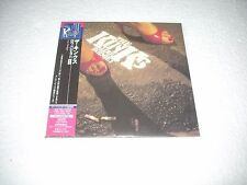 THE KINKS / LOVE BUDGET - JAPAN CD MINI LP