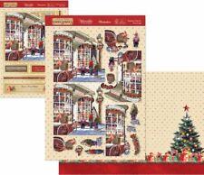 Hunkydory ~ Deco-large set ~ A Very Merry Christmas ~ Toyshop Treasures