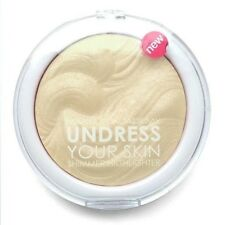 MUA Shimmer Highlight Powder Iridescent Gold Mua100-005