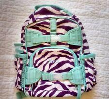 New Pottery Barn Kids girls mini PRE-K backpack monogram AVA