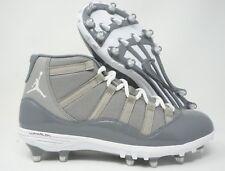 4d37049d9 Air Jordan Retro 11 TD Mens Football Cleats Cool Grey Size 12