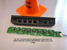 "LG 55"" LG55LK520-UA Keyboard Controller LG EBR73202701 (EAX61382501(8))"