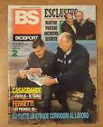 BS / BICISPORT N.2 DEL FEBBRAIO 2001 - POSTER STEFANO GARZELLI (OK8)